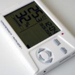 Термогигрометр для контроля температуры и влажности в лабораториях и мед.учреждениях. Современная замена психрометрам ВИТ-1 и ВИТ-2