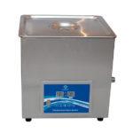 Ультразвуковая ванна Stegler 10DT для очистки лабораторных инструментов. Принцип работы и технические характеристики
